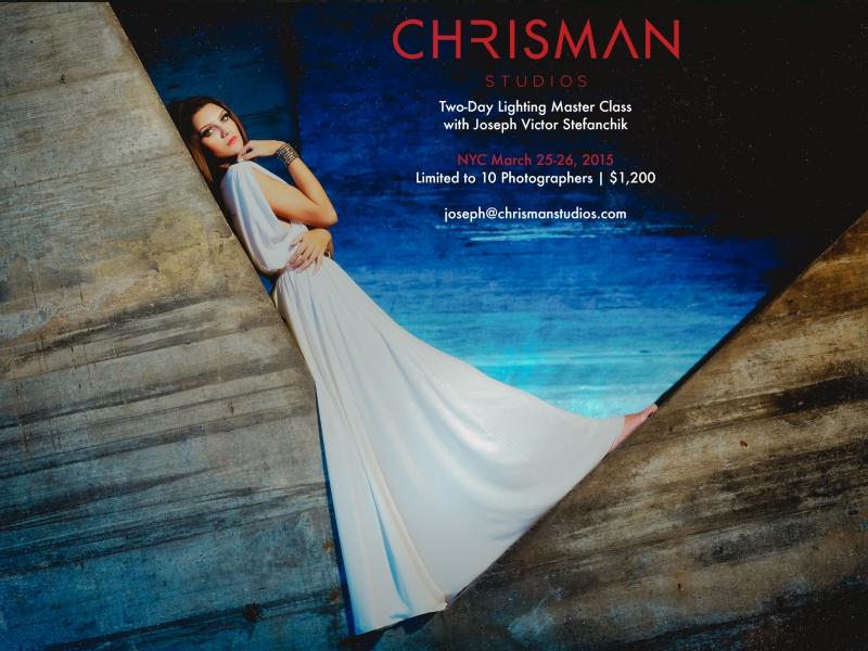 Chrisman Studios JVS NYC